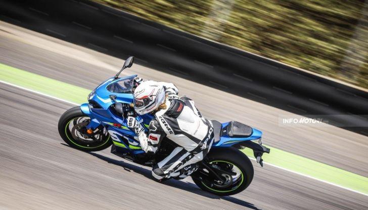 Suzuki Day 2018: A San Martino Del Lago per provare la GSX-R1000 - Foto 5 di 5