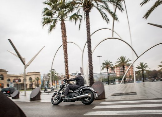Moto Guzzi California 1400: La Custom secondo Moto Guzzi