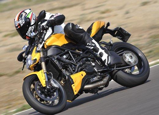 Ducati Streetfighter 1199 con motore Superquadro?