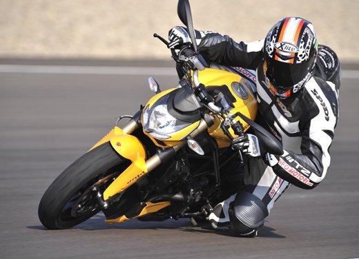 Provata la nuova Ducati Streetfighter 848 sul circuito di Modena