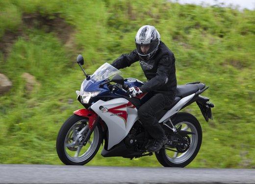 Honda CBR 250R: provata in strada la piccola supersport giapponese