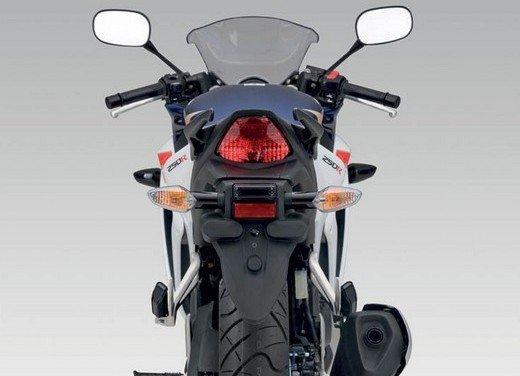 Honda moto novità 2011