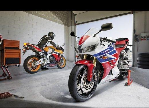 Honda CBR600RR C-ABS - Foto 10 di 19