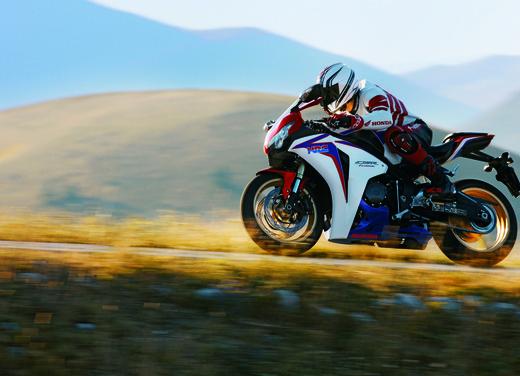 Honda CBR1000RR 2010 - Foto 5 di 11