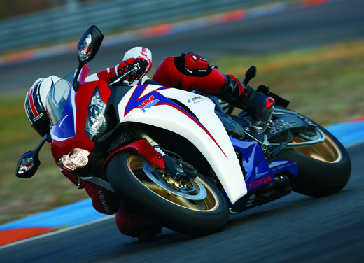 Honda CBR1000RR 2010 - Foto 9 di 11