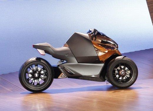 Peugeot supertrike Onyx Concept Scooter - Foto 8 di 21