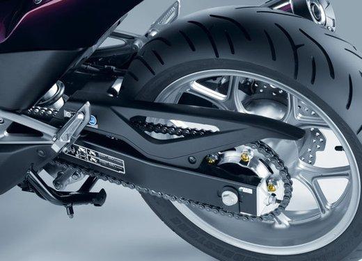 Honda Integra, compreso nel prezzo il bauletto per due caschi integrali - Foto 33 di 39