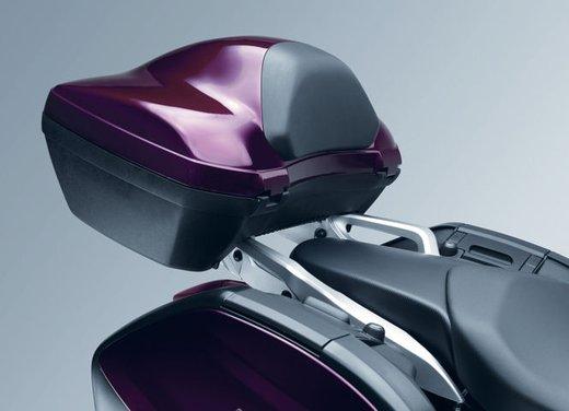 Honda Integra, compreso nel prezzo il bauletto per due caschi integrali - Foto 25 di 39