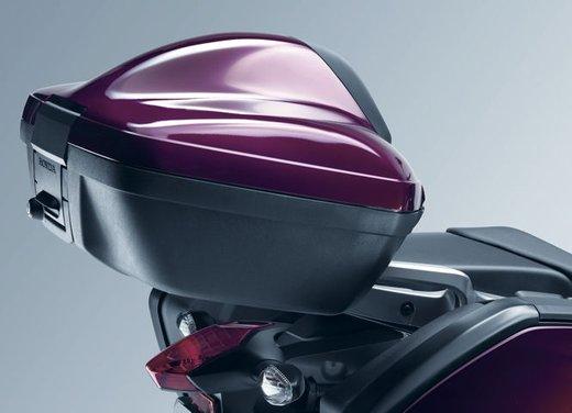 Honda Integra, compreso nel prezzo il bauletto per due caschi integrali - Foto 26 di 39