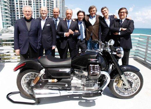 Moto Guzzi California 1400 presentata a Miami - Foto 3 di 9