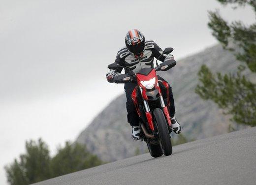 Nuova Ducati Hypermotard e Hypermotard SP prova su strada