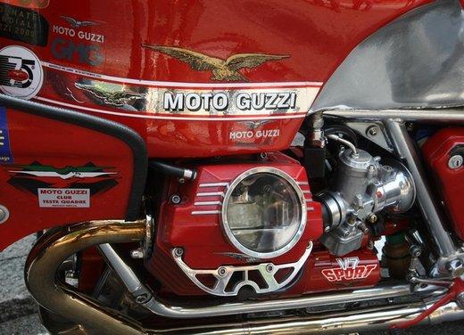 Moto Guzzi prosegue la festa per i suoi 90 anni - Foto 57 di 57
