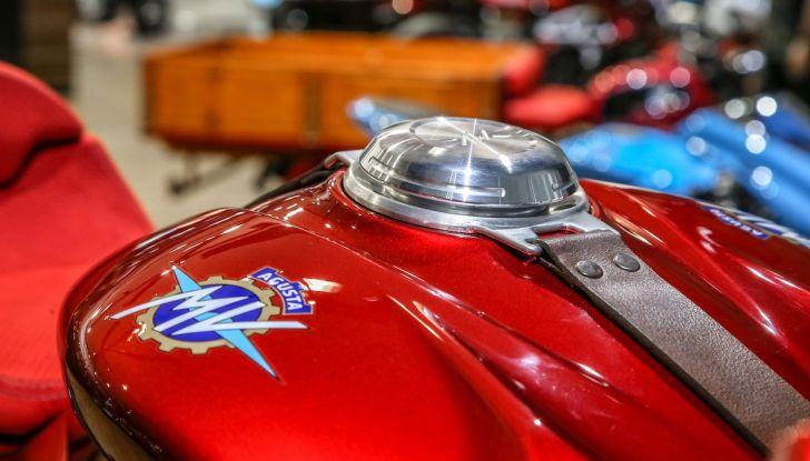 Tutte le novità di MV Agusta per il 2019 viste ad EICMA - Foto 28 di 37