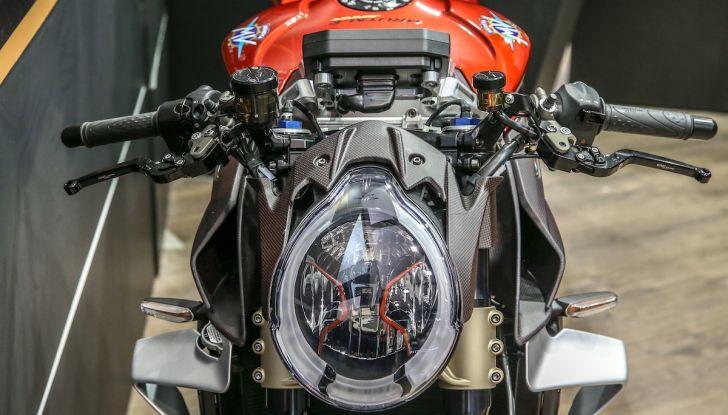 Tutte le novità di MV Agusta per il 2019 viste ad EICMA - Foto 36 di 37