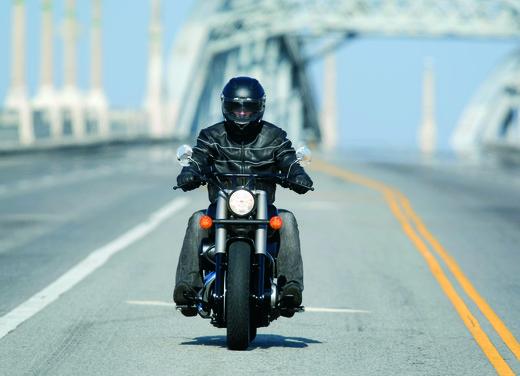 Honda Shadow 750 Black Spirit - Foto 6 di 10