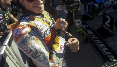 MotoGP, Marc Marquez insegna ai piloti: cadete per essere più forti