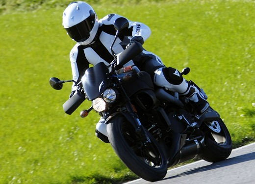 Buell Lightning CityX XB9SX All Black – Test Ride