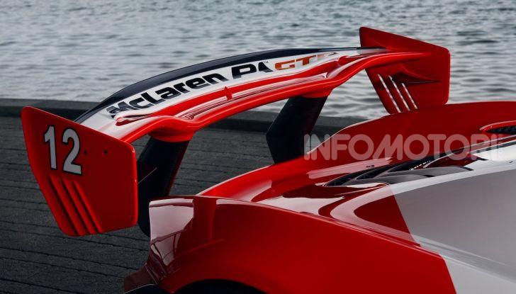 McLaren P1 GTR MSO: omaggio alla MP4/4 di Ayrton Senna - Foto 6 di 9