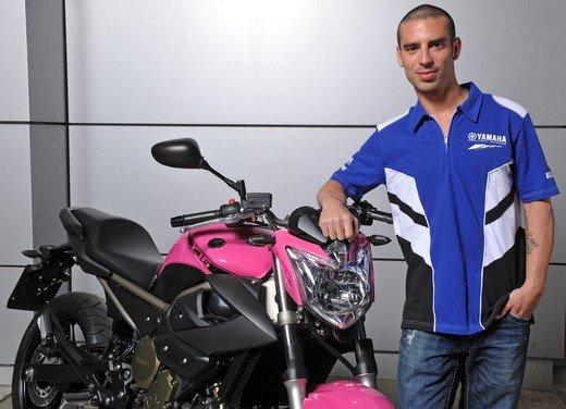 Yamaha XJ6 Rosa Italia moto ufficiale del Giro d'Italia 2011 - Foto 6 di 20