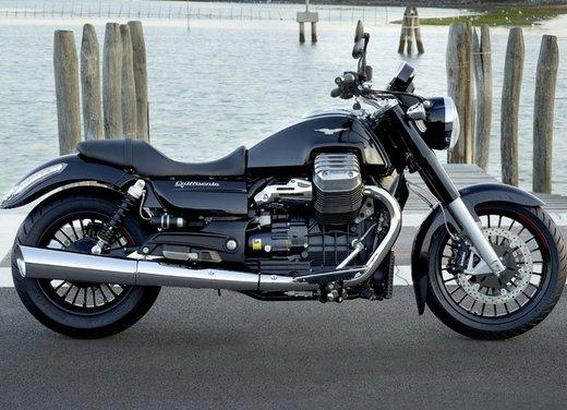 Moto Guzzi California 1400 nei concessionari sabato 24 novembre - Foto 18 di 27