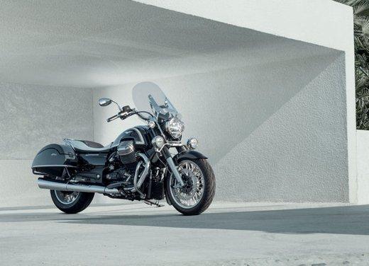 Moto Guzzi California 1400 nei concessionari sabato 24 novembre - Foto 20 di 27