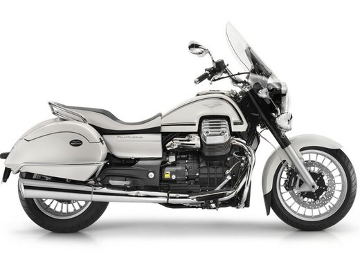 Moto Guzzi California 1400 nei concessionari sabato 24 novembre - Foto 25 di 27