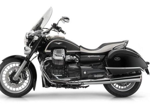 Moto Guzzi California 1400 nei concessionari sabato 24 novembre - Foto 26 di 27