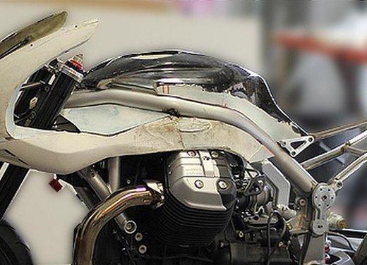 Moto Guzzi Ipothesys by Officine Rossopuro - Foto 11 di 14