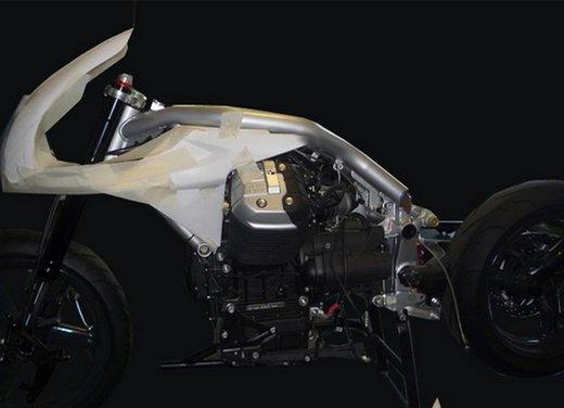 Moto Guzzi Ipothesys by Officine Rossopuro - Foto 10 di 14