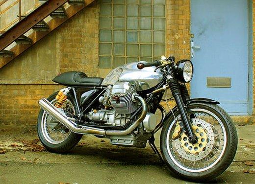 "Moto Guzzi V11 Le Mans ""Scoro"" by Urban Motors"
