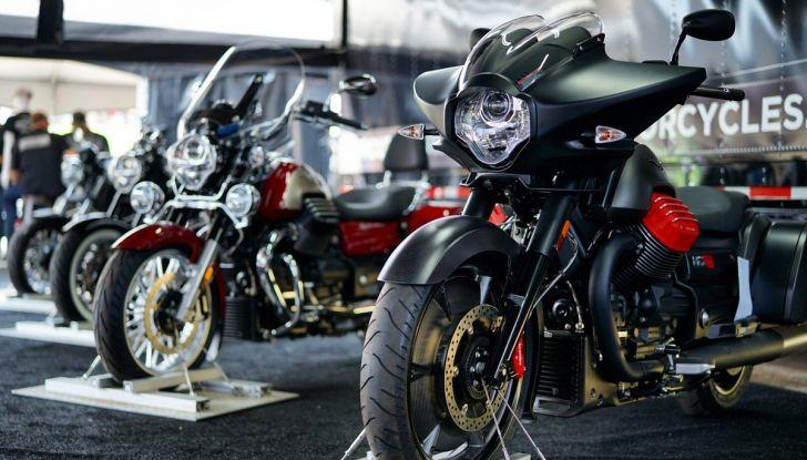 77° Sturgis Motorcycle Rally: Moto Guzzi c'è! - Foto 4 di 5