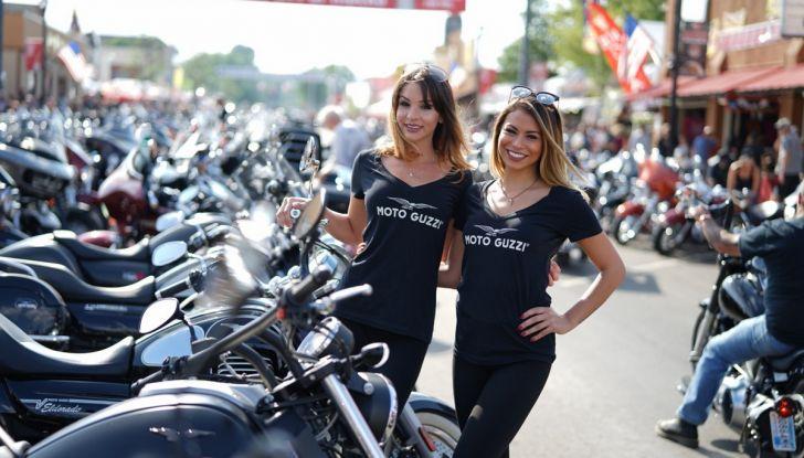 77° Sturgis Motorcycle Rally: Moto Guzzi c'è! - Foto 3 di 5
