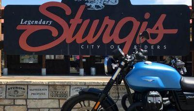 77° Sturgis Motorcycle Rally: Moto Guzzi c'è!