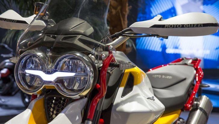 Moto Guzzi V85TT: ecco il prezzo ufficiale - Foto 8 di 11