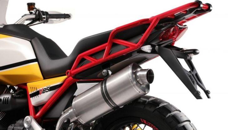 Moto Guzzi V85 TT, un successo annunciato ancora prima del debutto - Foto 7 di 11