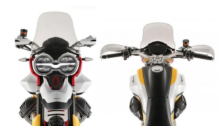 Moto Guzzi V85TT: ecco il prezzo ufficiale - Foto 5 di 11