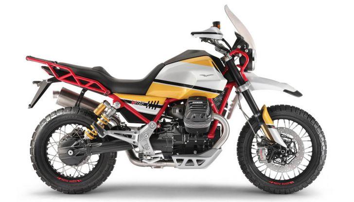 Moto Guzzi V85TT: ecco il prezzo ufficiale - Foto 4 di 11