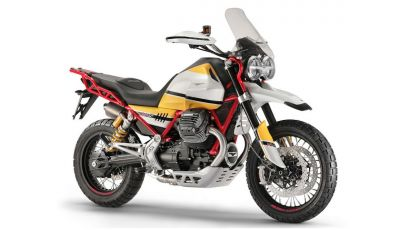 Moto Guzzi V85TT: ecco il prezzo ufficiale