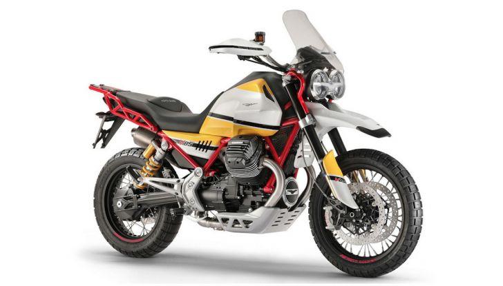 Moto Guzzi V85 TT, un successo annunciato ancora prima del debutto - Foto 1 di 11