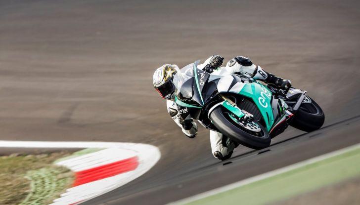 MotoE World cup: dal 2019 moto elettriche in pista - Foto 5 di 6