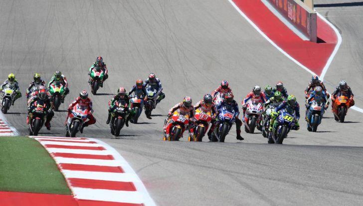 Orari Austin 2019, MotoGP: la gara in diretta SKY e differita TV8 - Foto 6 di 16