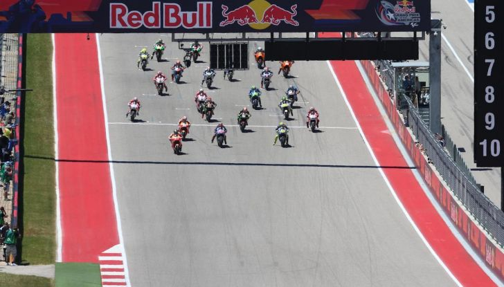 Orari Austin 2019, MotoGP: la gara in diretta SKY e differita TV8 - Foto 3 di 16