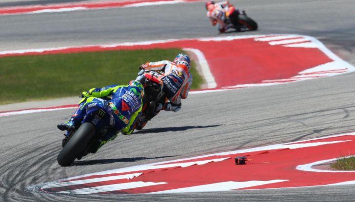 Orari Austin 2019, MotoGP: la gara in diretta SKY e differita TV8 - Foto 1 di 16