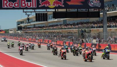 Orari Austin 2019, MotoGP: la gara in diretta SKY e differita TV8