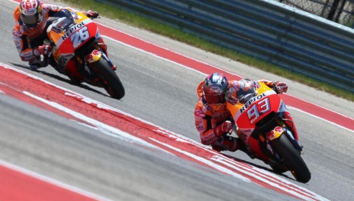 Orari Austin 2019, MotoGP: la gara in diretta SKY e differita TV8 - Foto 5 di 16