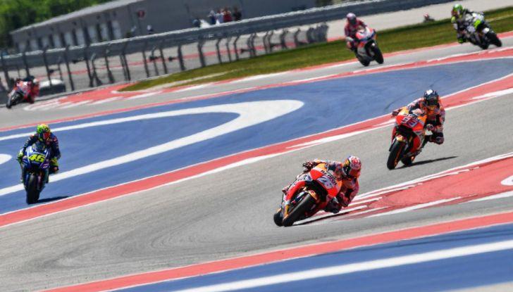 Orari Austin 2019, MotoGP: la gara in diretta SKY e differita TV8 - Foto 4 di 16