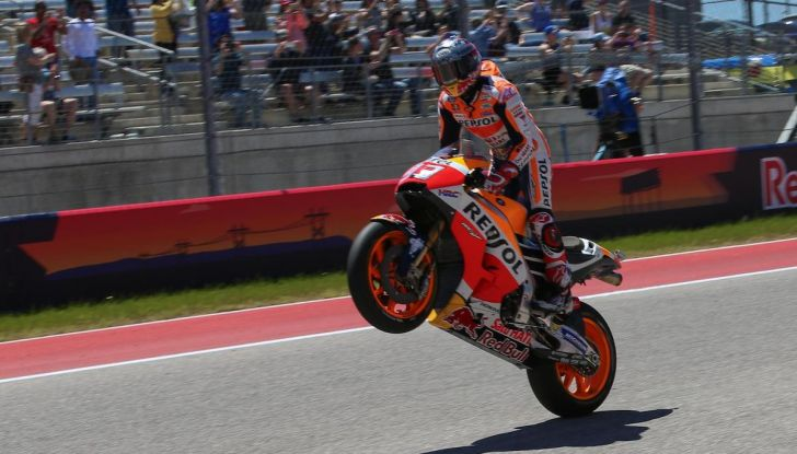 Orari Austin 2019, MotoGP: la gara in diretta SKY e differita TV8 - Foto 7 di 16