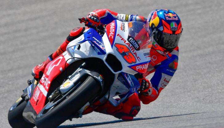 Orari Austin 2019, MotoGP: la gara in diretta SKY e differita TV8 - Foto 9 di 16