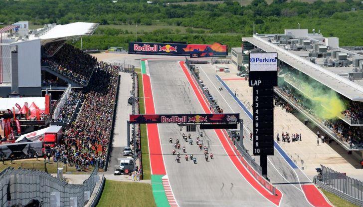 Orari Austin 2019, MotoGP: la gara in diretta SKY e differita TV8 - Foto 15 di 16