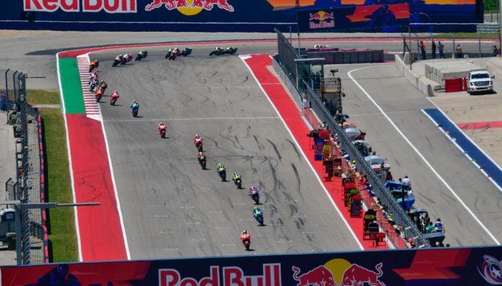 Orari Austin 2019, MotoGP: la gara in diretta SKY e differita TV8 - Foto 14 di 16